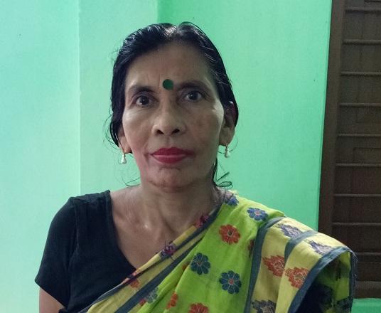 Miss. Gita Das