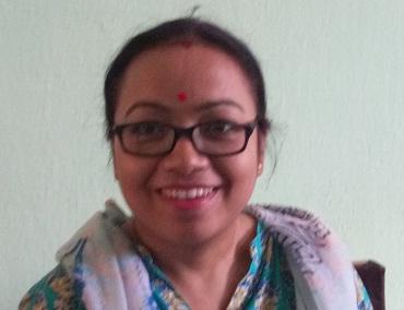 Mrs. Nabanita Mondal