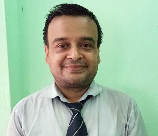 Mr. Rajarshi Chakraborty